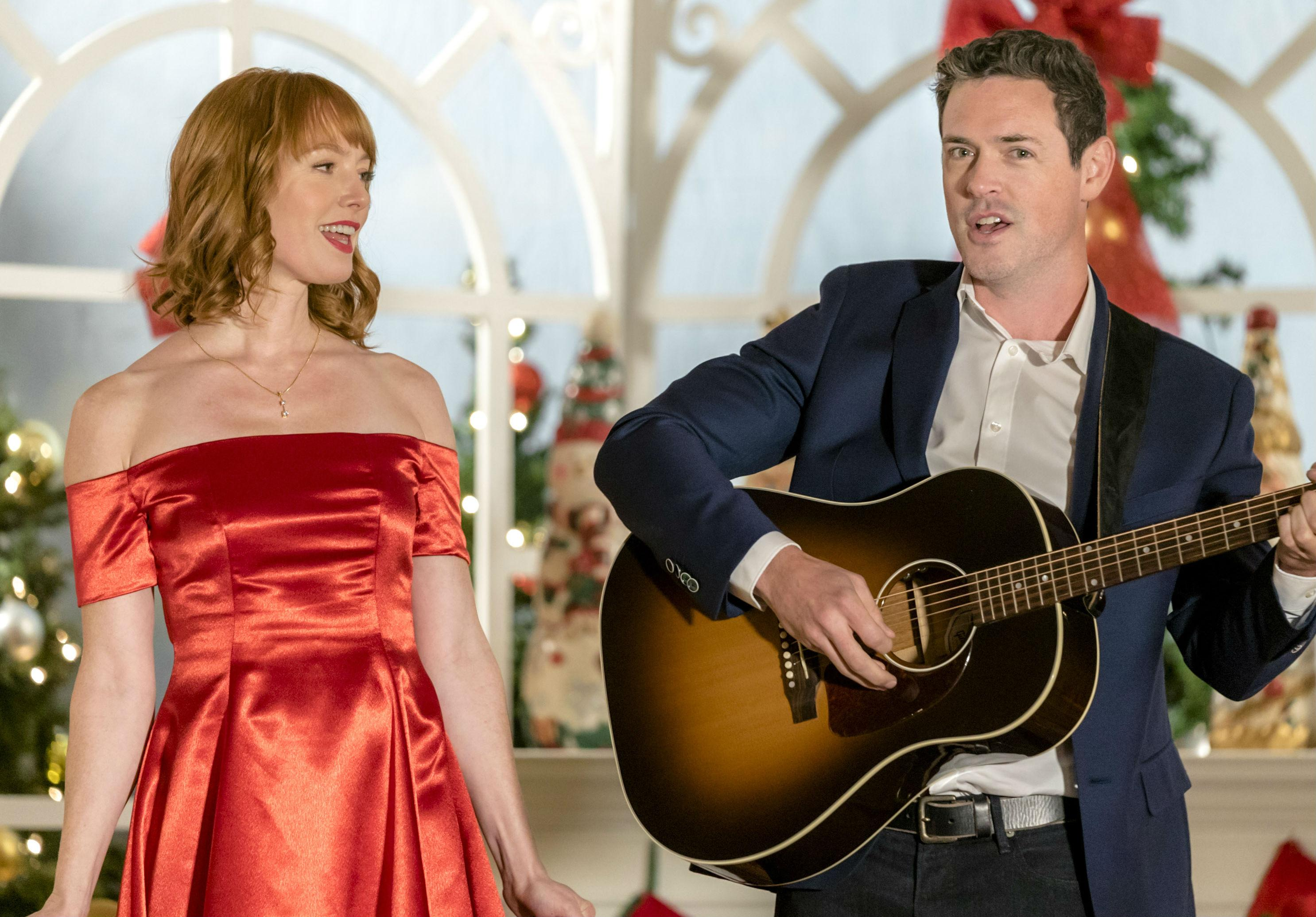 Our Christmas Love Song (2019 Hallmark Movies & Mysteries) – Lifetime Uncorked